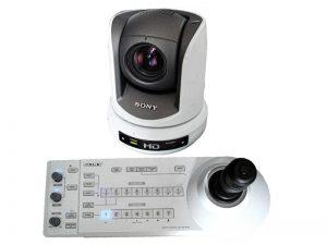 Systemkameraset - Sony BRC-Z330 inkl. Bedienteil RM BR300 mieten