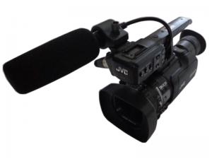 Kamera - JVC GY-HM150E mieten