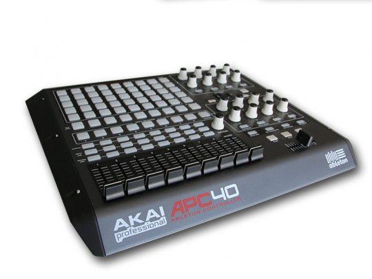 Performance-Controller - Ableton Akai APC40 mieten