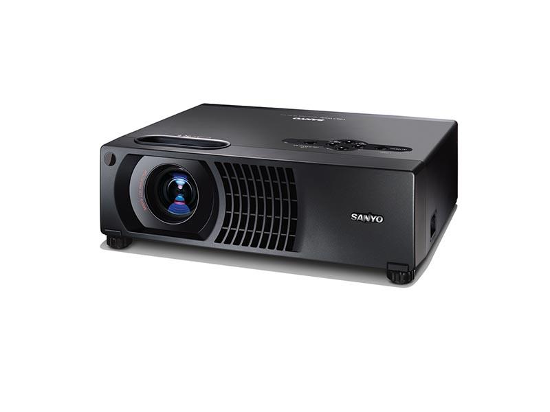 2000 Lumen HD Ready WXGA - Sanyo PLC-WXU10E mieten
