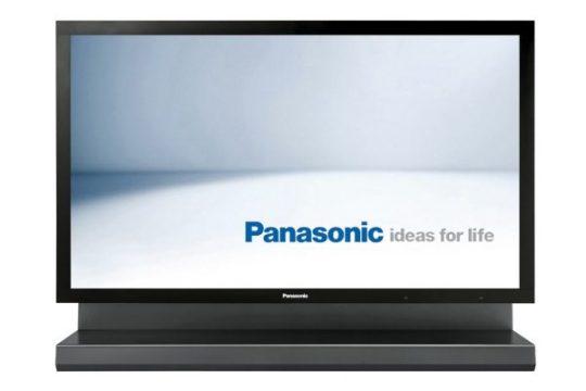 Panasonic TH-103PF10EK mieten