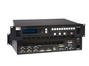 Seamless Switcher – Barco DCS-200 mieten