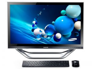 27 Zoll All-in-One Multitouch PC - Samsung All In One Serie 7 700A7D S02 mieten