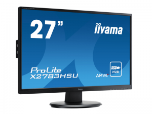 27 Zoll LED TFT Display - iiyama ProLite X2783HSU-B1 mieten