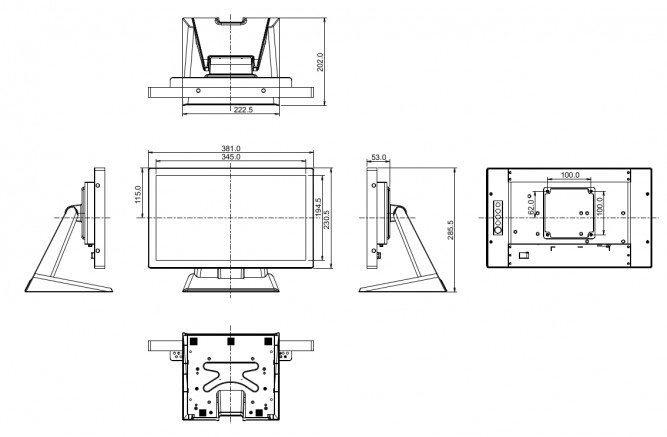 PROLITE T1634MC-B2