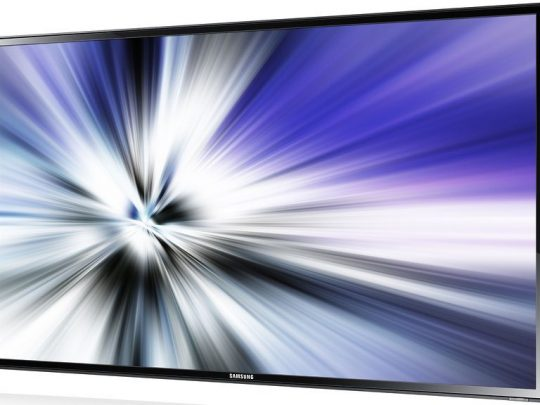 40 Zoll Multi-Touch Display - Samsung ME40C