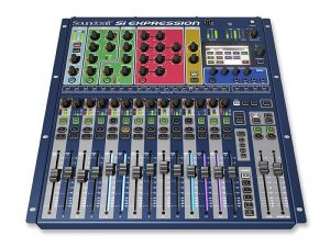 16 Kanal Digitalmischpult - Soundcraft Si Expression 1 mieten