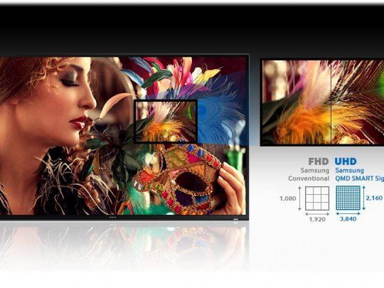 Samsung QM85D