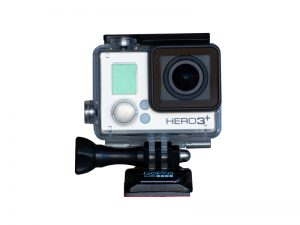 Action-Kamera - GoPro Hero 3+ Black Edition mieten