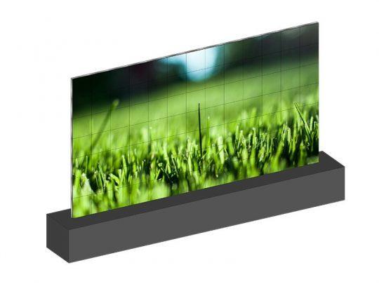 LED Wand 6,24m x 3,84m - LEDCON SL-3.75SI