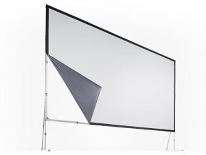 Mobile Leinwand Aufprojektion - AV Stumpfl Vario 64 400 x 300 | Video-Format 4:3 (Neuware)