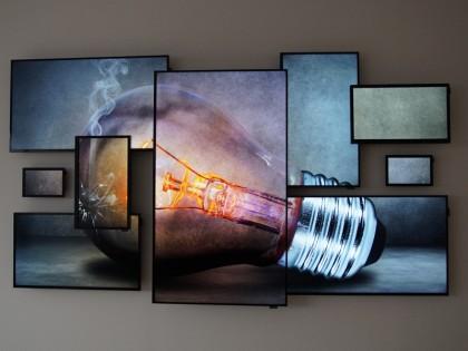 Logandos neue Neue Art Wall!