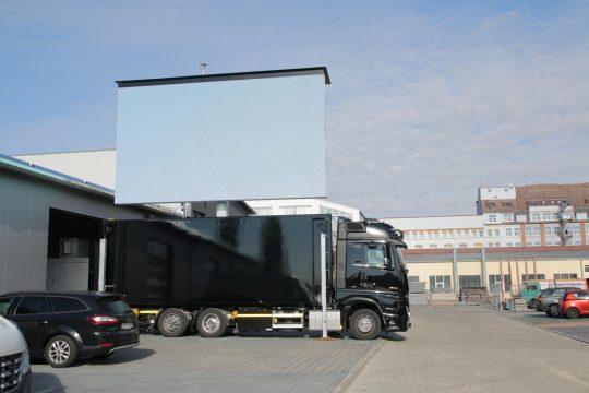 Logando LED Container