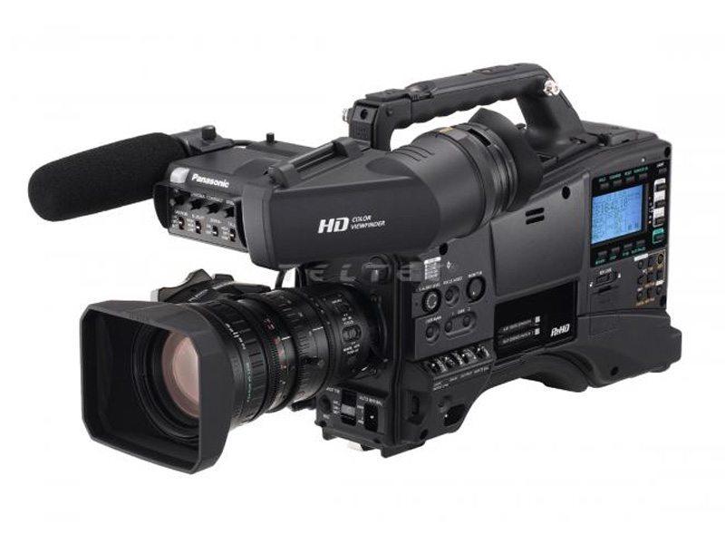 Kamera Panasonic AG-HPX610EJH front