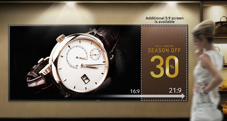 Samsung QM105D 2