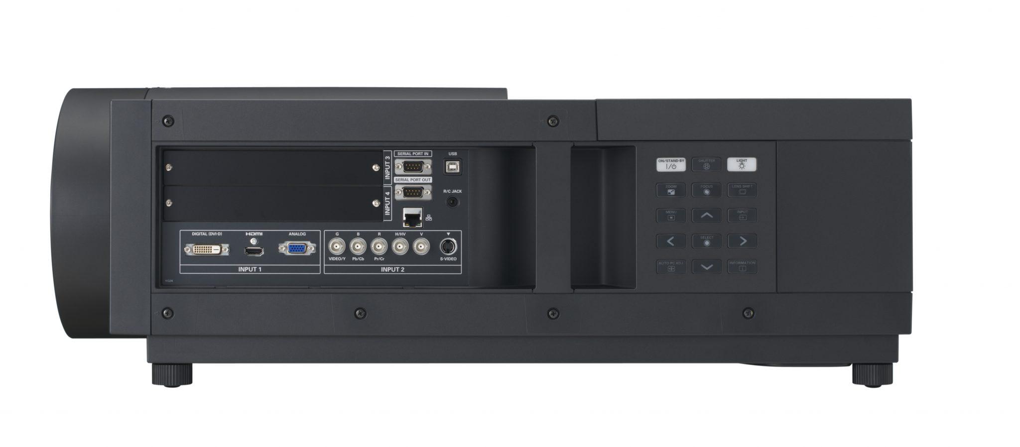 Sanyo PLC-HF15000L back