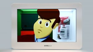 Hypebox mieten