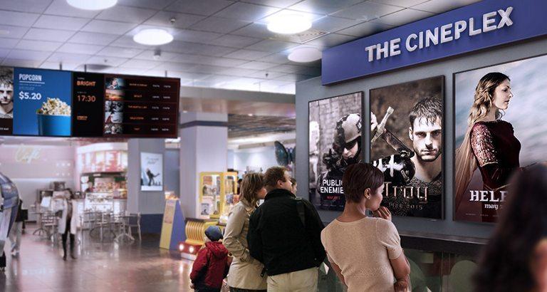 Samsung DME-Serie Cinema