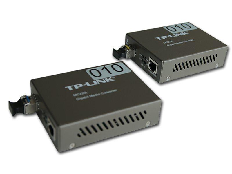 Gigabit-Medienkonverter Set – TP-Link