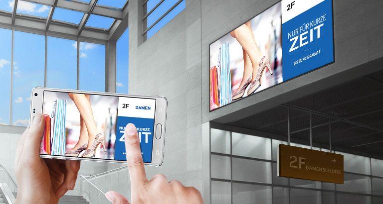 Samsung DM55D-W 2