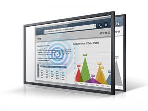 Touch-Overlay für 55 Zoll Samsung DM55D/E - CY-TD55LDAH mieten