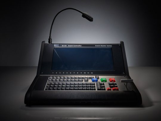 Event-Controller - Barco EC-50 Front
