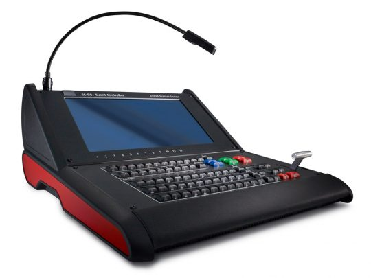 Event-Controller - Barco EC-50 Left