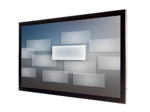 55 Zoll 4K UHD Multi-Touch-Display - OnyxTOUCH mieten