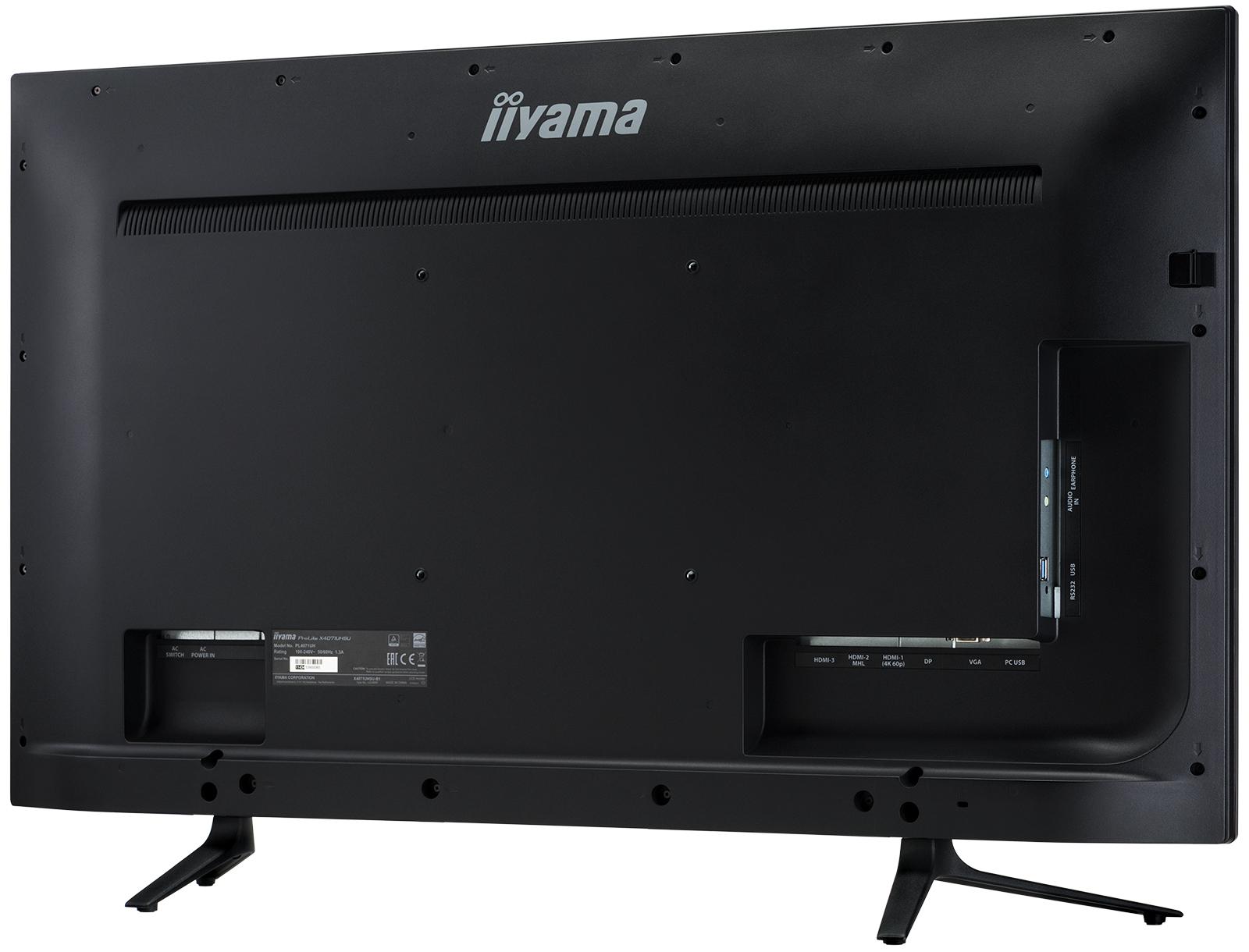 iiyama PROLITE X4071UHSU-B1 mieten