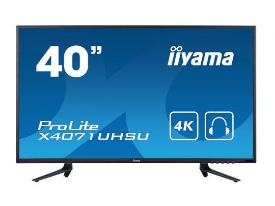 4K UHD Display iiyama PROLITE X4071UHSU-B1 mieten