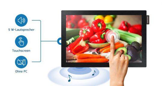 Samsung DB10E-T Touch