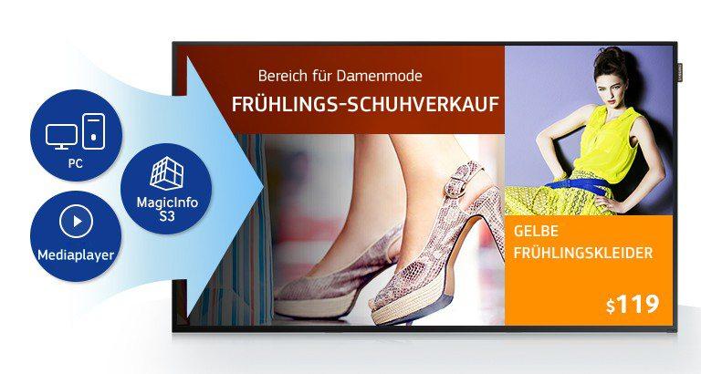 Samsung DB10E-T Touch MagicInfo
