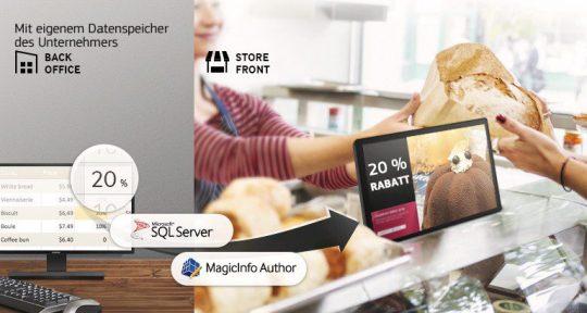 Samsung DB10E-T Touch Shop