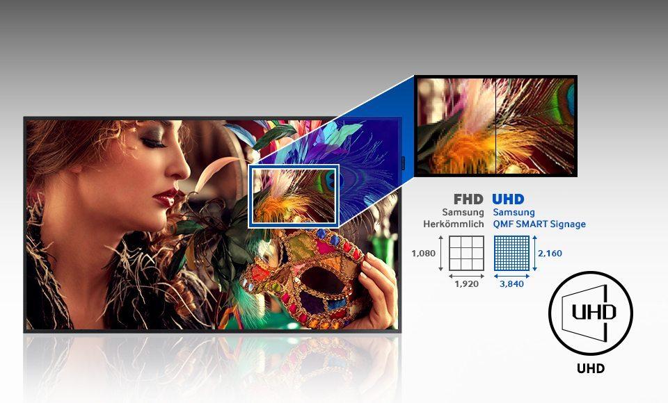 Samsung QM49F UHD