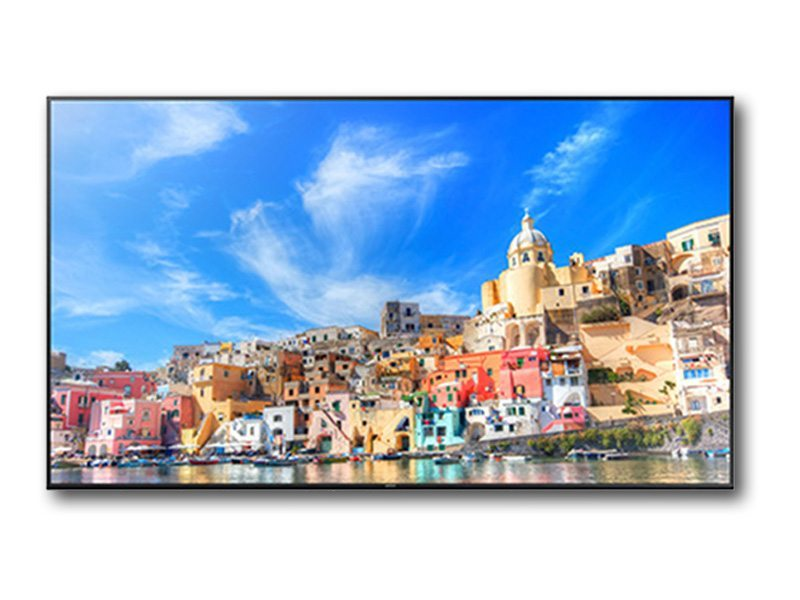 85 Zoll Multi-Touch Display UHD