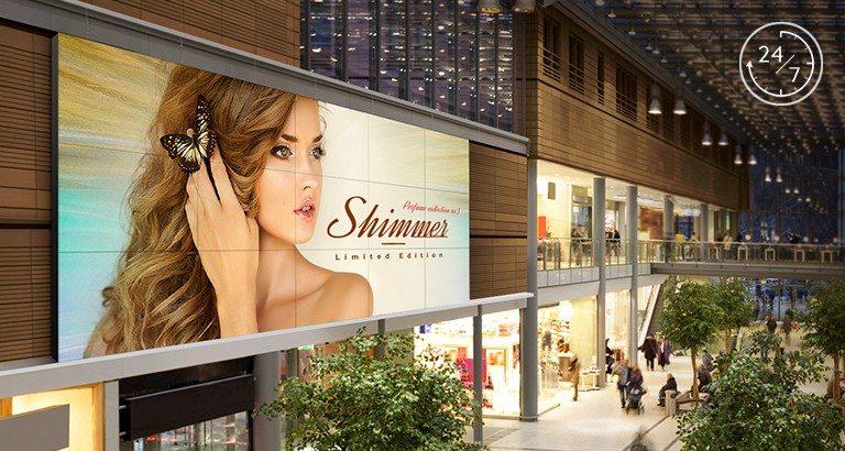Samsung UD46E-B Mall