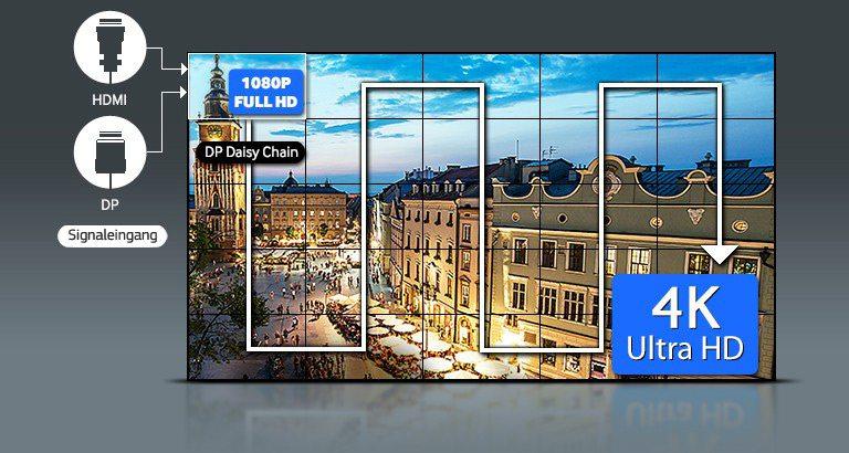 Samsung UD46-B mieten