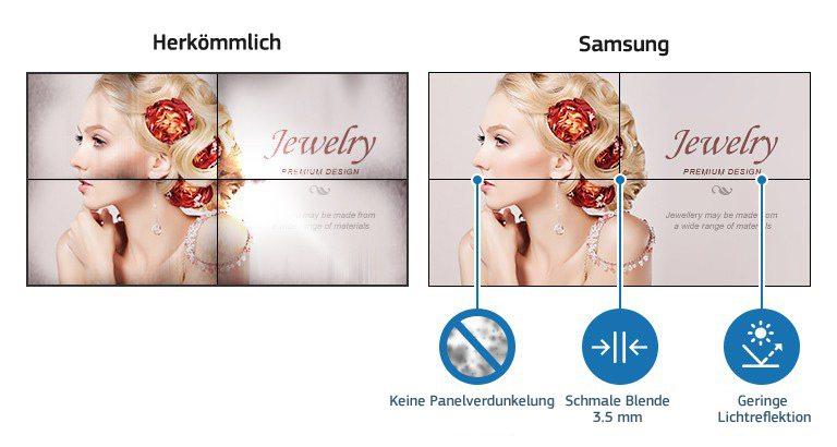 Samsung UD46E-B kalibiert