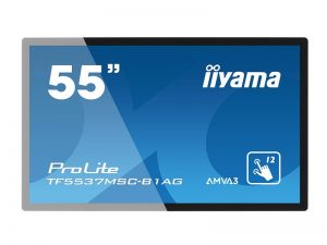 55 Zoll 12-Punkt Multi-Touch-Display - iiyama ProLite TF5537MSC-B1AG mieten