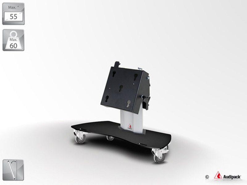 Audipack 900 Schrägsteller mit Rädern mieten