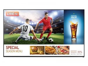 55 Zoll LED - Samsung TV RH55E (Neuware) kaufen