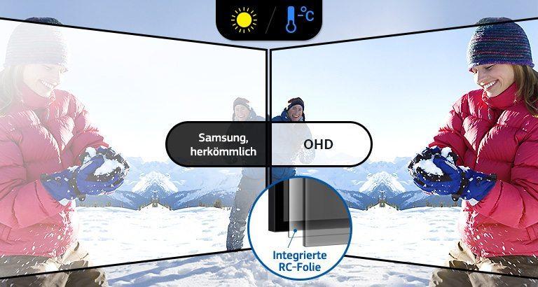 Samsung OH46D-K OHD
