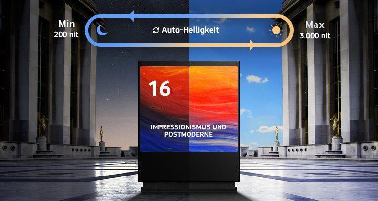 Samsung OH46D-K Temperature