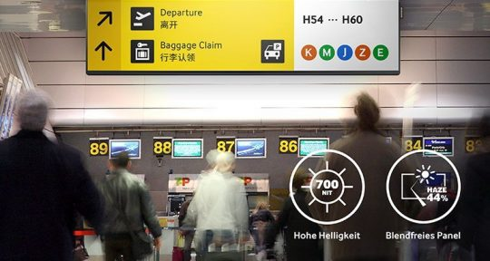 Samsung SH37F Airport