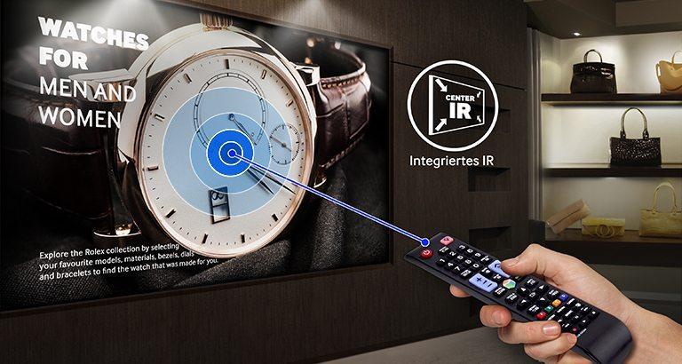 Samsung PM32F Empfänger - Samsung PM32F mieten