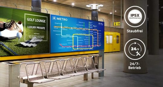 Samsung PM32F Station - Samsung PM32F mieten