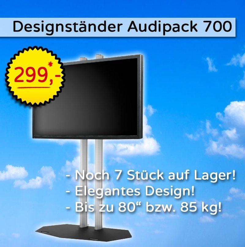 Logando Abverkauf 2017 - Audipack 700 Designständer