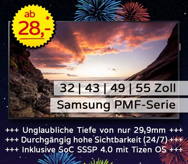 pmf-Newsletter-Logando-Samsung PMF-mieten-kaufen