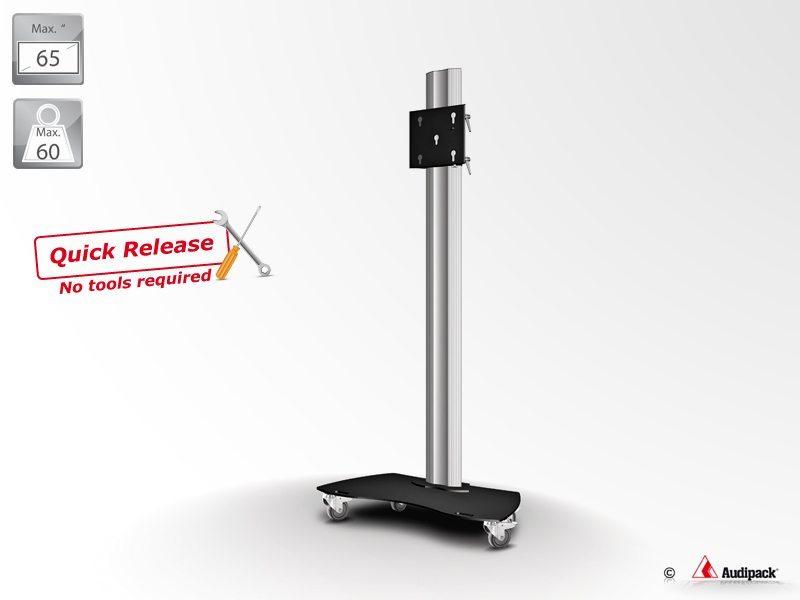 Displayständer 65 Zoll Audipack 900 mieten Designständer _Floor 390975