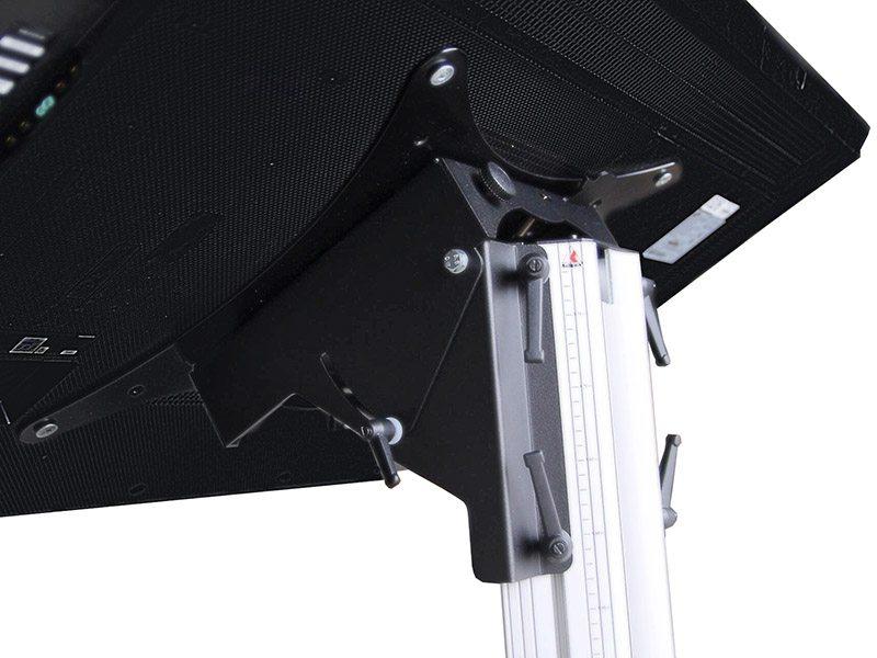 Audipack-Touch-display-schraegsteller detail mieten